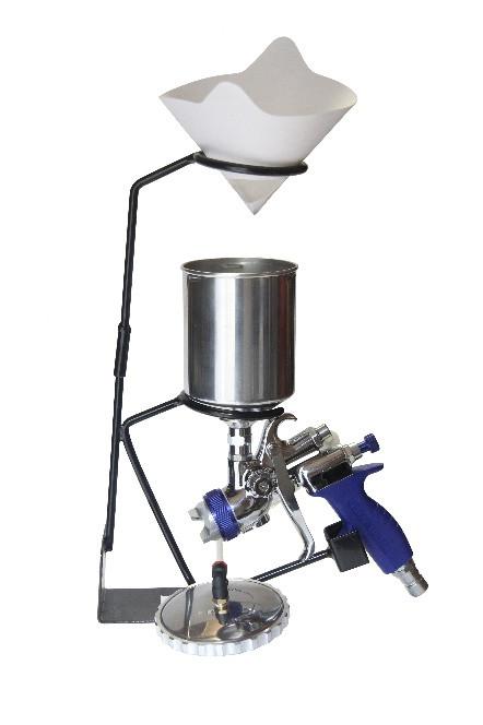 Hvlp Spray Gun Kit >> Fuji:5330: Gravity feed Gun holder T series | Spraychief Online Store