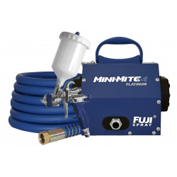 Fuji Spray HVLP Mini mite 4 Platinum