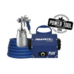 Fuji Spray HVLP Mini mite 5 Platinum
