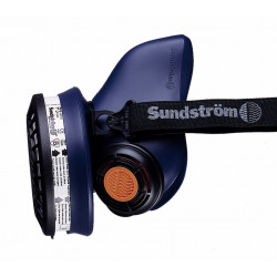SR100: Sundstrom SR100 Half Mask Silicon