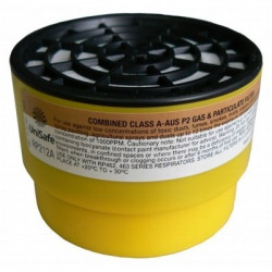 RP212: Unisafe Half mask filter Cartridge (sold seperately)