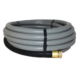 Fuji:7073: Fuji Heavy Duty Hose Set (grey)