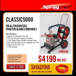 Spraychief Classic 5000