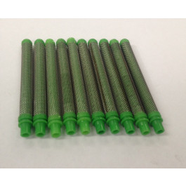 17-30 Green 30# Push In Gun Filter (10 Pack)