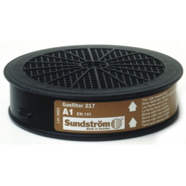 SR217: Sundstrom Gas Filter A1 (sold individually)