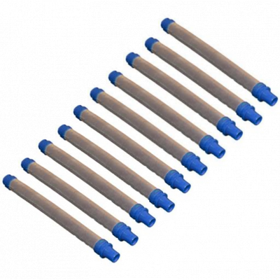 17-150 Blue 150# Mesh Push In Gun Filter (10 Pack)