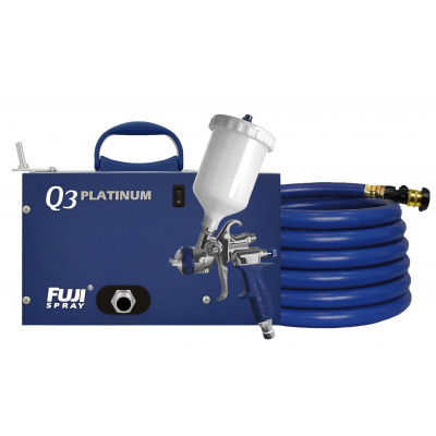 Fuji Spray HVLP Q3 Platinum (Gravity gun T-75)