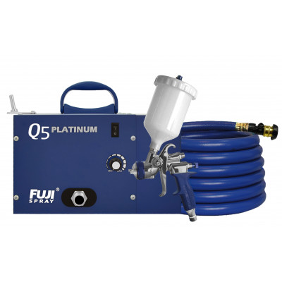Fuji Spray HVLP Q5 Platinum (Gravity gun T-75)