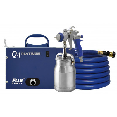 Fuji Spray HVLP Q4 Platinum (Suction gun T-70)