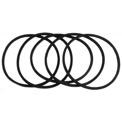 5 pack Gravity cup gaskets 600/1000cc