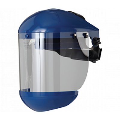 TW:EBF457A: Clear Safety Face Shield