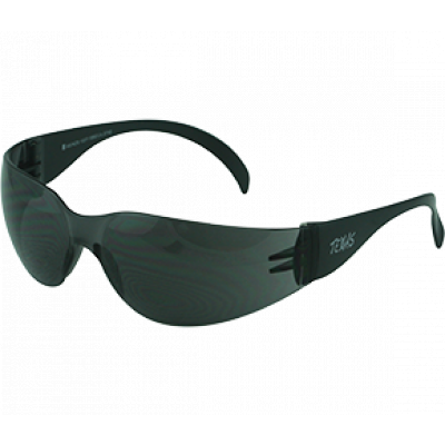 TW:EBR331: Safety Glasses- Texas (Smoke)