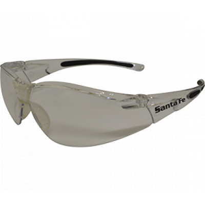 TW:EBR335: Safety Glasses- Santafe (Clear)