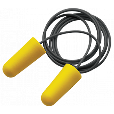 TW:HEC644: Corded Ear Plugs- Maxisafe (Box of 100)