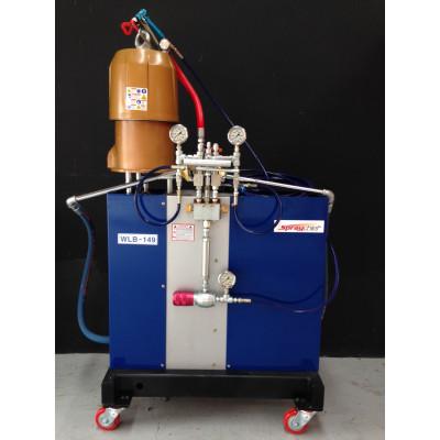 Variable Ratio Dual Component Pump