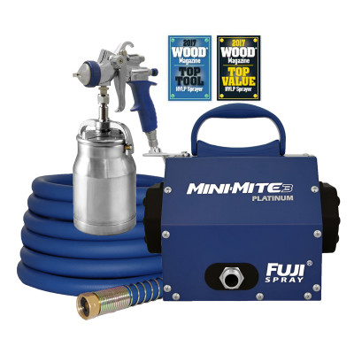 Fuji Spray HVLP Mini mite 3 Platinum