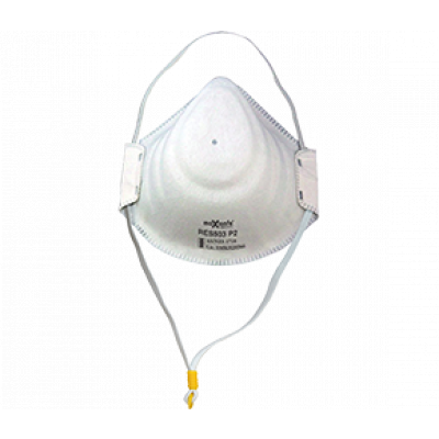 TW:RES503: P2 Mask without Valve (Box of 20)