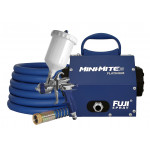Fuji Spray HVLP Mini mite 3 Platinum (Gravity gun T-75)