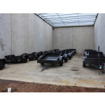 Ideal for trailers, structural steel and container yards